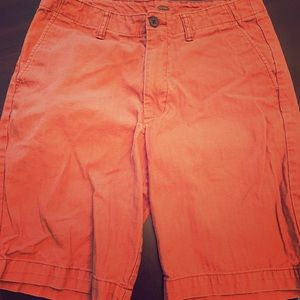 Red Old Navy Shorts - Size 32